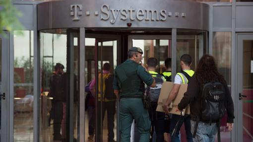 Registro Guardia Civil T-Systems